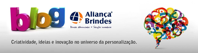 Aliança Brindes Header